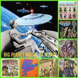 Big Planet Noise show #72 w/Bob Irwin & Gina Bacon: airdate Nov. 1, 2017 on 101.5 WXNA Nashville!