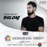 UNDERGROUND THERAPY 299 GUEST MIX by THILON JAY
