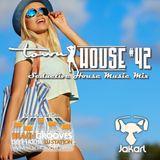 townHOUSE 42~Deep & Vocal House mix~BeachGrooves.com Ibiza 31-Oct-2016