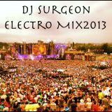 Dj Surgeon Electro Mix 2013