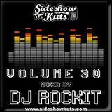 SIDESHOW KUTS VOLUME 30 COMPILED & MIXED BY DJ ROCKIT