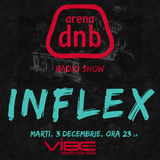 Arena dnb radio show - vibe fm - mixed by INFLEX - 3dec2013