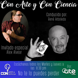 Con Arte y Con Ciencia 18 -  Entrevista con Alex Alvear
