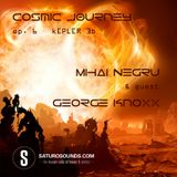 Guest Mix For Saturo Sounds show Cosmic Journey hosted by Mihai Negru