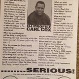 CARL COX LIVE@intensivstation 2002