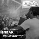 SNEAK Radio on Reprezent 001: Presented by Jay Forster [Guestmix Cowlick Sounds]