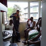 Citizens dans un 9m2 : mini plateau avec 4 étudiants pour évoquer la question du logement.