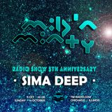 Sima Deep - Mild N Minty 5th Anniversary Radioshow on TM Radio October 2019