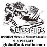 Basscuits @Global Funk Radio (september 2018) w/ agentapple