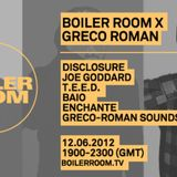 Greco-Roman Soundsystem DJ Set feat. Skream Boiler Room
