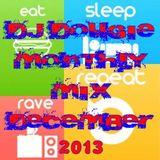 Douglas Geddis December Mix 2013
