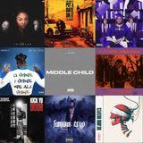 2019 February 1st New HipHop, R&B, Reggae, Latin