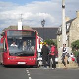 ..something a little bit different - Marchant's bus alterations wef 25/7/16 - Sun 24th July 2016