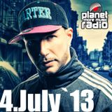 DJ JELLIN - planet radio black beats show - 04.07.2013