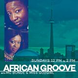 The African Groove Show - Sunday January 17 2016