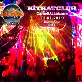 Live-Set 1@CarneBallBizarre im KitKatClub_Dragonfloor (12.01.2019)