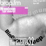 jealouskis presents...The Gulshick 32 with WOODMUN