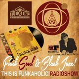 this is FUNKAHOLIC! RADIOSHOW september 2016