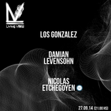 Damian Levensohn @ Living Vibes #3