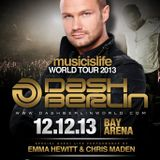 DASH BERLIN - Music Is Life World Tour Malta mixed By Melkim G