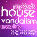 MYKEY's House Vandalism 30-10-2012