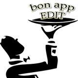 Bon App EDIT! Serge De Moscou vinyl mixtape