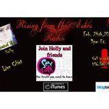 Bat Girl Radio- Jeff Fent & Rising from the Ashes Radio- Girl Talk