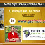 Rj Mustafa & Rj Prince Combine Show