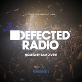 GAMMA PODCASTS presenta DEFECTED RADIO by SAM DIVINE 21/07/2018