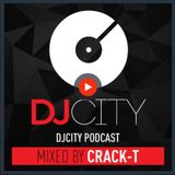CRACK-T - DJ CITY PODCAST 12/2017