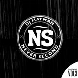 Matman x Never Second - Hip Hop Debuts
