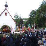 051 Transmisiones TV del Jubileo en Schoenstatt: 16-19 octubre 2014