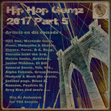 Hip Hop Gemz 2017 pt 5 mix by Dj Anhonym for TBS Sounds