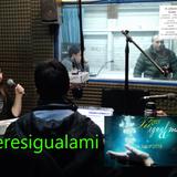 16 Julio 2016 #tueresigualami