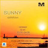 "SUNNY- djalekssn radio show ""A NIGHT FLIGHT OF LOUNGE"" MIXADANCE.FM wdn.23.00-24.00 (Москва)"
