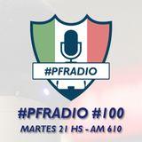 #PFRadio #100