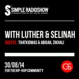 Simple Radio Show 007 w/ Luther & Selinah