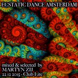 Ecstatic Dance Amsterdam - Tuesday Night - Dj Martyn Zij - December 22nd 2015