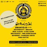Smile High Club DJ competition – ( LEON C )