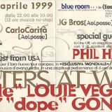Little Louie Vega & Kenny Dope Gonzales @ Ennenci  04-04-1999 pt2