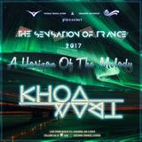 KHOA TRAN Live @ Melody Of Soul stage - TSOT 2017 - A Horizon Of The Melody