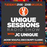 Unique Sessions - 23rd August 2016