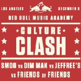 Culture Clash - 01 - Salva & Groundislava @ The Warm-Up Round, Exchange - Los Angeles (05.12.2012)