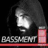 DARK ROOM Podcast 0027: Bassment