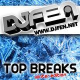 DJ FEN - Top Breaks Winter Edition 2012