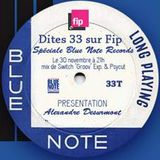 "Switch ""Groov"" Exp. & Psycut - Blue Note variation (Dites 33 radioshow on FIP)"