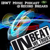IBWT Music Podcast – #002 Je Boogie Guest Mix @ Record Breaks