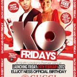 KO FRIDAYS @ CLUB CUCCI EVERY FRIDAY LAUNCHING 24TH FEB 2012