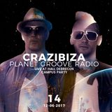 Crazibiza Radioshow - 14 (Live @ Hall, Debrecen Campus Party)