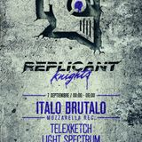 Italo Brutalo - Live @ Replicant Knights Party Barcelona 7th of September 2013